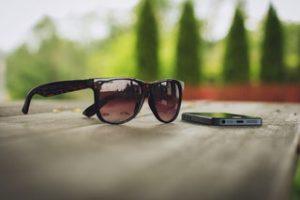 A szemek védelme a napsütés ellen
